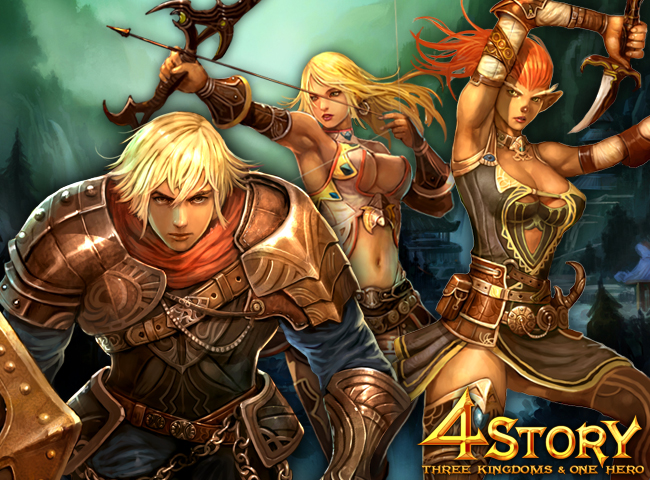 Hra 4story