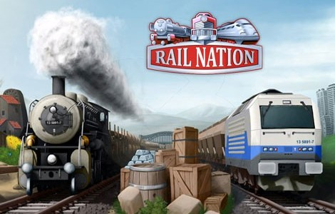 Hra Rail Nation